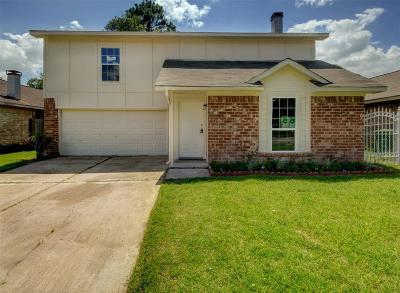 Single Family Home For Sale: 8707 Valley Ledge Drive