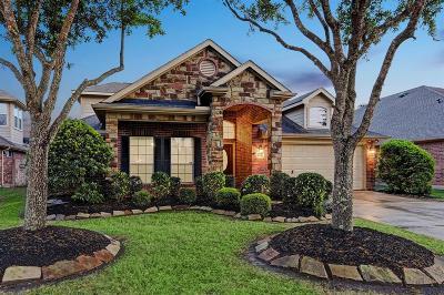 Katy Single Family Home For Sale: 26127 Ginger Gables Lane