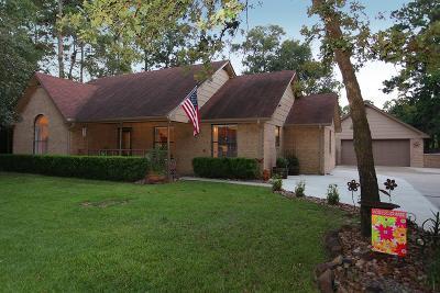 Conroe Single Family Home For Sale: 2314 Muleshoe Drive