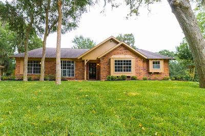 Friendswood Single Family Home For Sale: 5315 Kingsmill Road