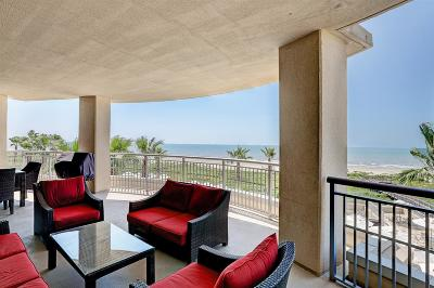 Galveston TX Mid/High-Rise For Sale: $865,000