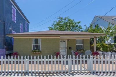 Single Family Home For Sale: 3415 Avenue L