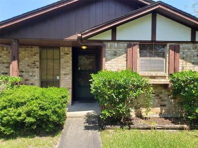 Pasadena Single Family Home For Sale: 3603 Sweetbriar Drive