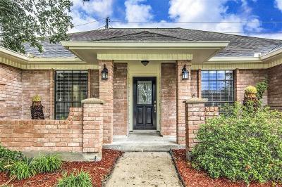 Houston Single Family Home For Sale: 8834 Chelsworth Drive