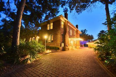 Brenham Single Family Home For Sale: 1804 S Park Street