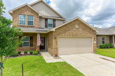 Manvel Single Family Home For Sale: 8 Garden Springs Court
