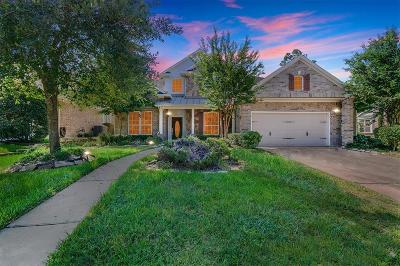 Spring TX Single Family Home For Sale: $377,000