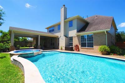 Single Family Home For Sale: 3421 Ocean Ridge Circle