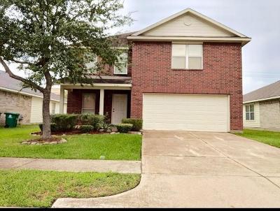 Houston Single Family Home For Sale: 11134 Mooring Ridge Lane