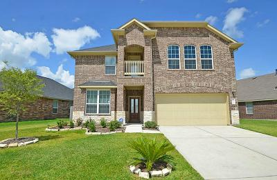 Katy Single Family Home For Sale: 24714 Colonial Elm