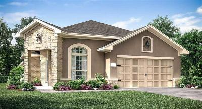 Cypress TX Single Family Home For Sale: $321,454