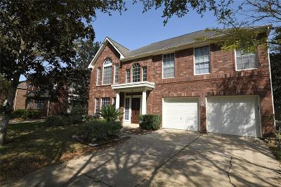 Sugar Land Single Family Home For Sale: 1703 Riverbend Crossing