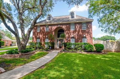 Sugar Land Single Family Home For Sale: 2011 Old Legend Court