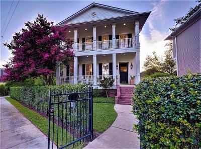 Houston Single Family Home For Sale: 2805 Morrison Street