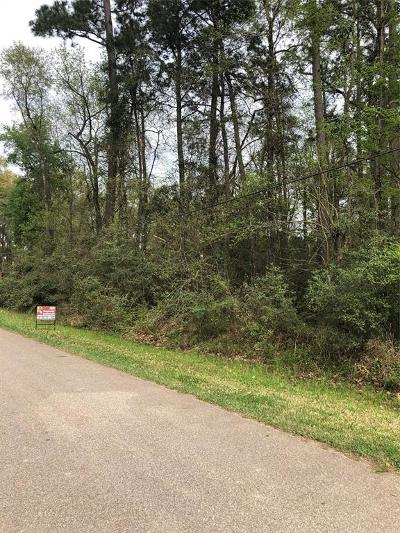 Conroe Residential Lots & Land For Sale: 00 Beech Drive