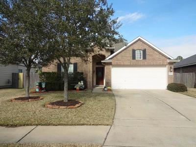 Cypress Single Family Home For Sale: 16814 Chaco Canyon Court