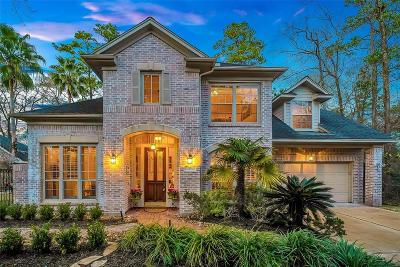 The Woodlands Single Family Home For Sale: 2 N Castlegreen Circle