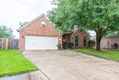 Cypress Single Family Home For Sale: 16746 Spring Barker Drive