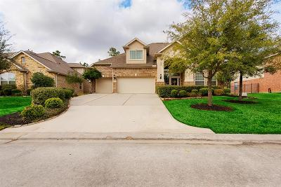 The Woodlands Single Family Home For Sale: 26 N Arrow Canyon Circle