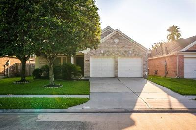 Pearland Single Family Home For Sale: 2904 Fountain Brook Court