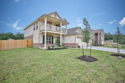 Crosby Single Family Home For Sale: 622 Yoke Drive