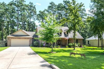 Magnolia Single Family Home For Sale: 22818 Lantana Drive