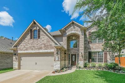 Conroe TX Single Family Home For Sale: $339,000