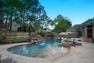 Cypress Single Family Home For Sale: 15303 Stable Run Drive
