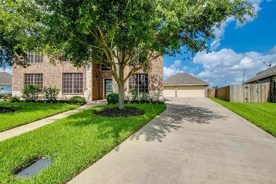 Rosenberg Single Family Home For Sale: 606 Russeff Field Court