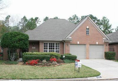 Kingwood TX Single Family Home Sold: $249,000