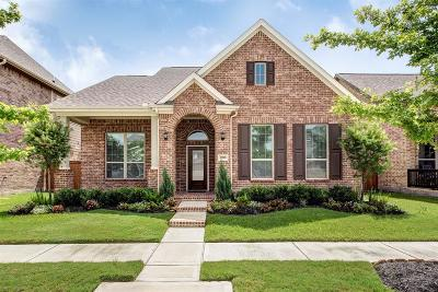 Cypress Single Family Home For Sale: 8918 Summer Iris Trail