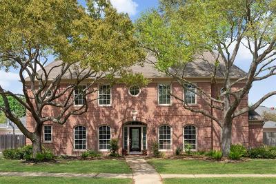 Katy Single Family Home For Sale: 2123 Cherrington Drive