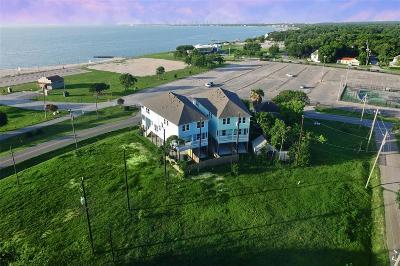 Galveston County, Harris County Condo/Townhouse For Sale: 721 Bayshore Dr Drive