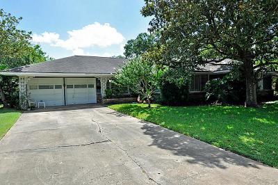 Bellaire Single Family Home For Sale: 807 Atwell
