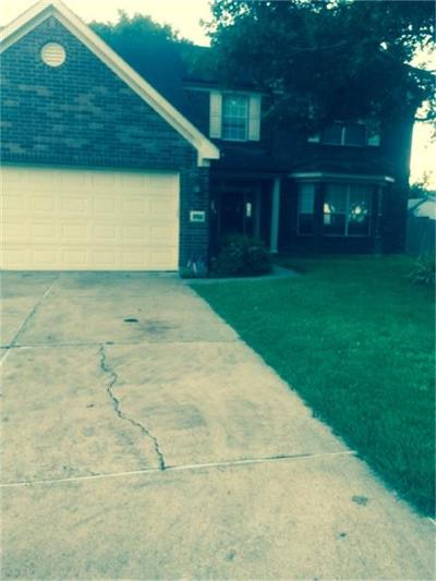 Pasadena Single Family Home For Sale: 6702 Elmscott