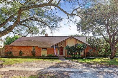 Meyerland Single Family Home For Sale: 9615 Cedarhurst Drive