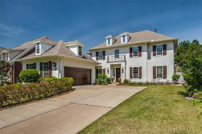 The Woodlands Single Family Home For Sale: 170 Rockwell Park Drive