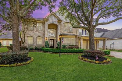 Houston Single Family Home For Sale: 12219 Shady Downs Drive