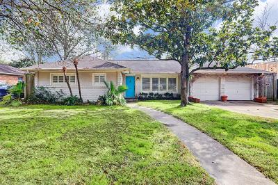Houston Single Family Home For Sale: 4019 Colquitt Street