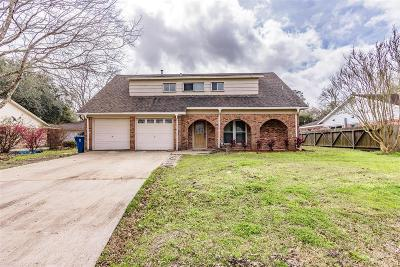 Dickinson Single Family Home For Sale: 4912 Old Castle Lane