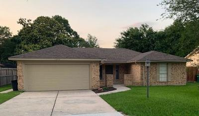 Houston Single Family Home For Sale: 12922 Foxburo Drive