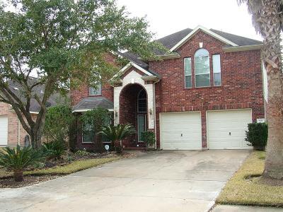 Richmond Single Family Home For Sale: 5614 Indigo Trails Drive