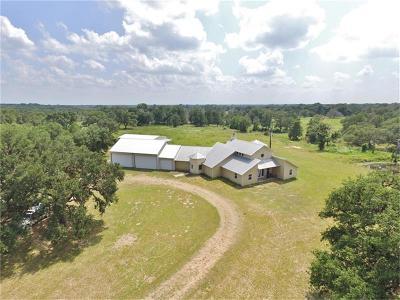 Lavaca County Farm & Ranch For Sale: 2100 Cr 122 Sublime Area