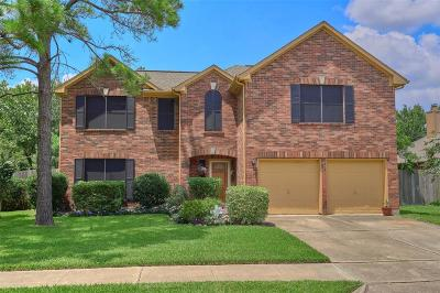Pearland Single Family Home For Sale: 2212 Lady Leslie Lane