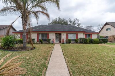 Houston Single Family Home For Sale: 5111 Sleepy Creek Drive