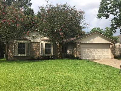 Galveston County, Harris County Single Family Home For Sale: 24006 Farm Hill Road