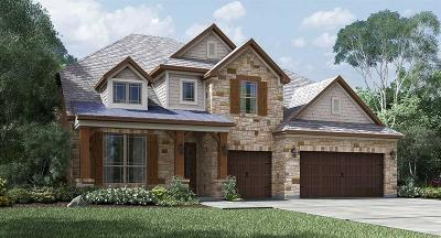 Katy Single Family Home For Sale: 6518 Elrington Heights Lane