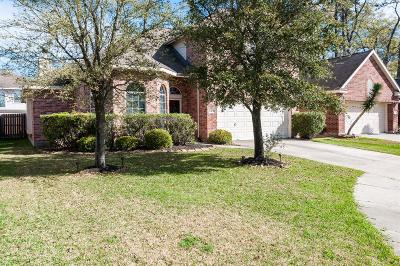 Spring Single Family Home For Sale: 2406 Hannover Valley Court