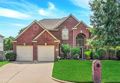Spring Single Family Home For Sale: 17431 Edenway Drive