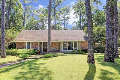 Harris County Single Family Home For Sale: 11909 Heritage Lane
